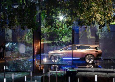 BMW iNext Präsentation, CES 2019