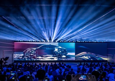 Porsche Taycan Weltpremiere 2019 auf 3 Kontinenten