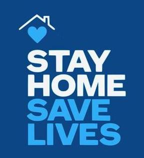 Stay at Home, save Lives!