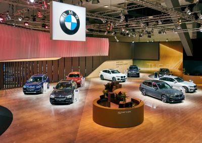 BMW & MINI, Brüssel 2020