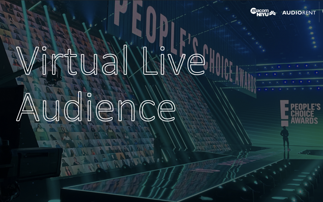 Virtual Live Digital Event Experience