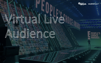 Virtual Live Digital Event Experience