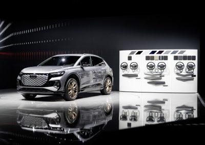 Audi Q4 e-tron Medientag